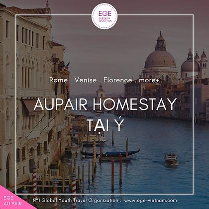 Aupair Ý | Trao đổi văn hóa | COMFORT