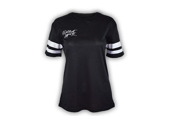 Mesh Striped T-Shirt
