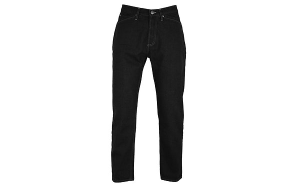 Charcoal Straight Cut - Athletic Fit
