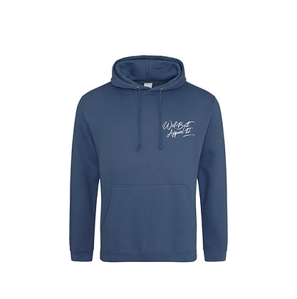 Hoodies - Scriptive Embroidery