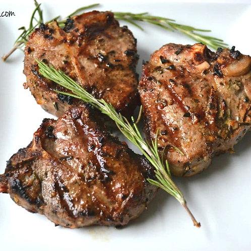 Grassfed Lamb Sirloin Chops