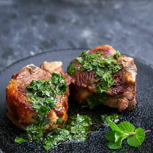 Grassfed Lamb Loin Chops