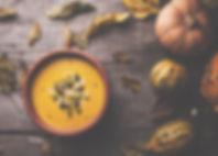 Pumpkin soup on a wooden table copy.jpg