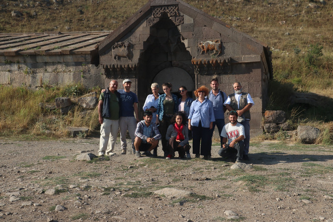 Searching for Traces of Jews in Medieval Armenia: A Field Trip to the Jewish Cemetery of Yeghegis