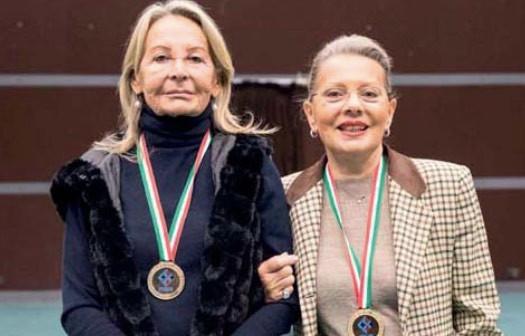 Marilena Pasta e Pinuccia Giuffredi