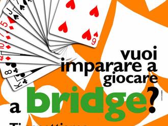 5 Ottobre: inizio Corso Bridge Principianti
