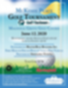 McKemie Place Golf Tournament Flyer 05.1