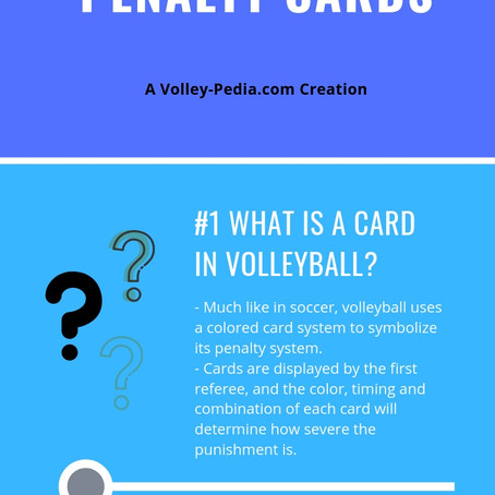 Yellow Card in Volleyball? [6 Things You Didn't Know About Volleyball Card Penalties]