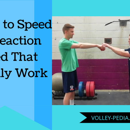 3 Quick Reaction Volleyball Drills (How to Improve Your Reaction Time in 21 Days)