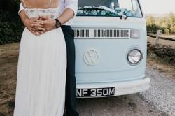 Retro VW Hire Campervan