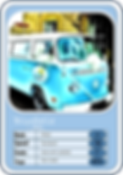 VW campervan specifications
