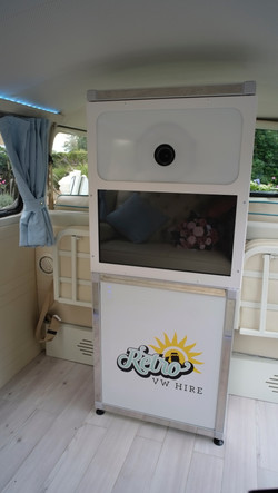 Photobooth camera