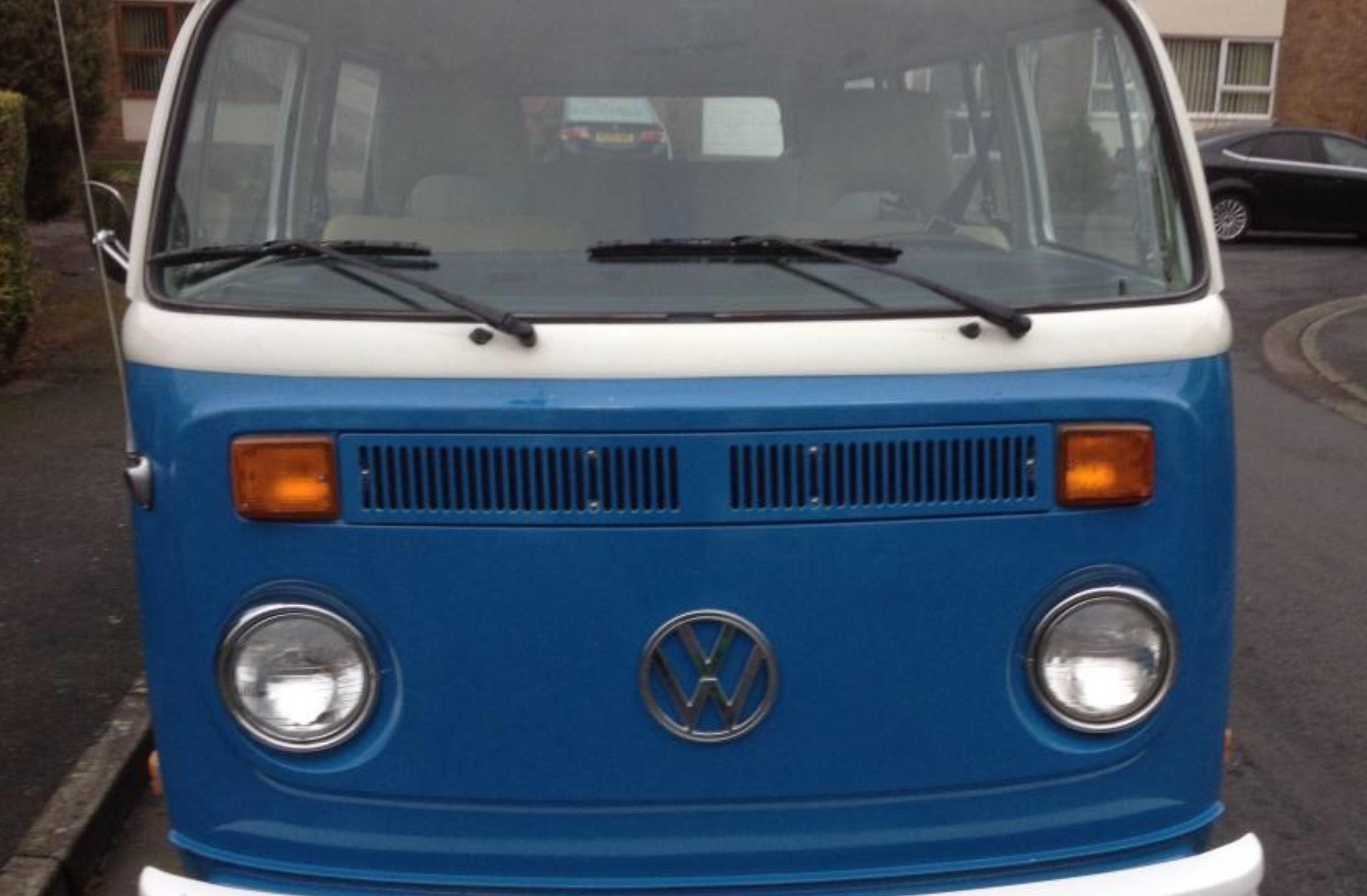 Bluebelle prior to restoration