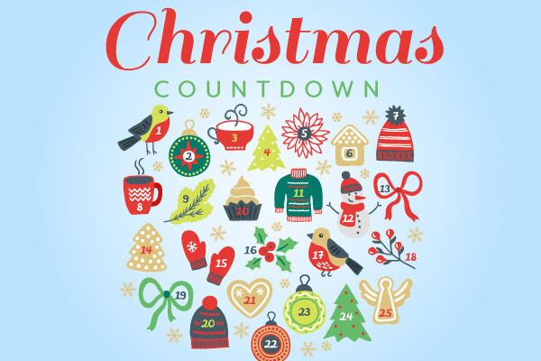 Christmas Countdown.Christmas Countdown