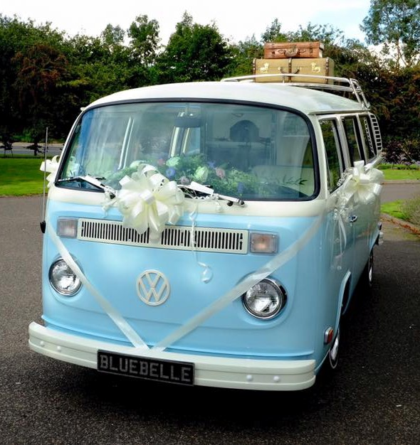 Bluebelle front view
