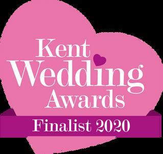 Kent Wedding Awards...Finalists!!