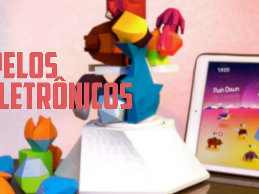 EDUCAR PARA E PELOS JOGOS ELETRÔNICOS