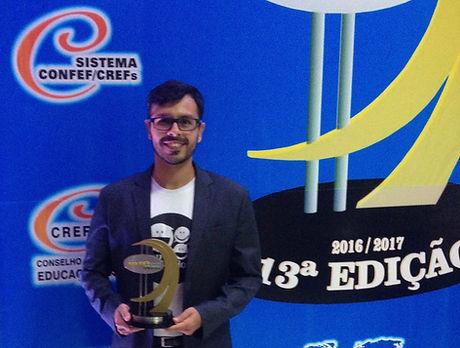 Premiação Cleber Junior