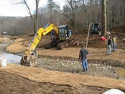 Bolts Fork Stream Restoration - Boyd County Kentucky