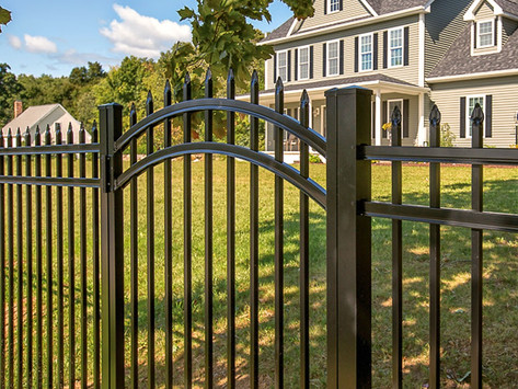 Interested in Vinyl Privacy Fencing?