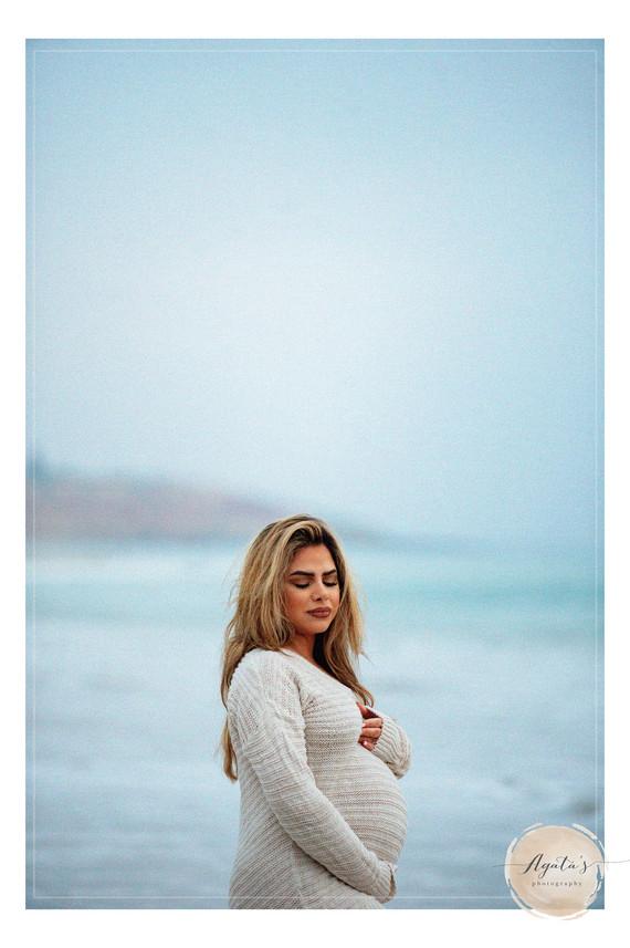 Adelaide Pregnancy Portrait Photographer | Agata's Photography