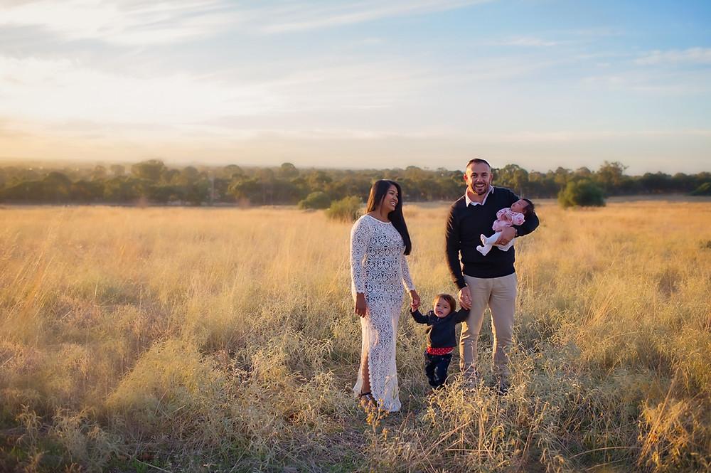 Adelaide family photos