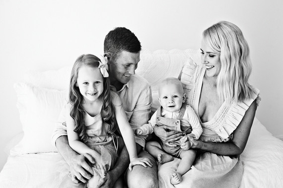 Boho Inspired Family Photography Session