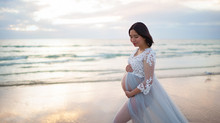 Beach Maternity Photography | Maternity Photos Adelaide