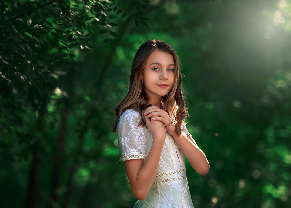 children's portrait photographer