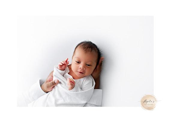 Newborn Baby Photography | Lifestyle Inspired