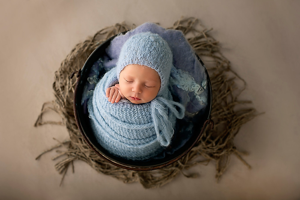 Parkside newborn photographer
