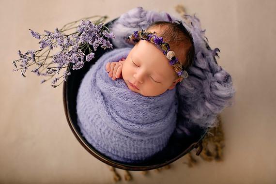 Adelaide Newborn Baby Photographer | Baby Zoey