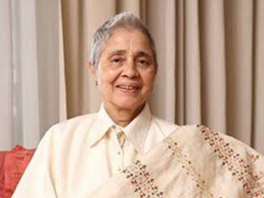 Indu Jain, Times Group chairperson dies of Covid-related complications at 84.