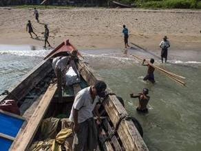 Boat capsizes in Bengal.