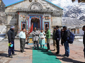 Uttarakhand Suspends Char Dham Yatra.