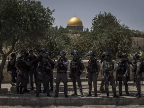 Police reported several injured in the East Jerusalem car-ramming attack.