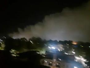 Gas leak in Badlapur, Maharashtra creates panic, complaints of breathing problems.