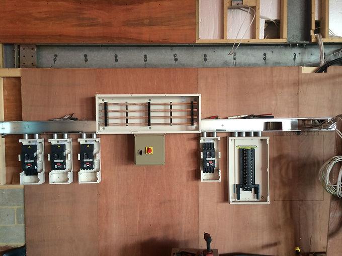 Mains Install 5