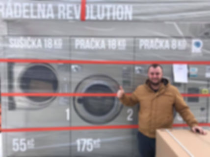 Prádelna Revolution