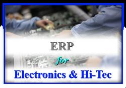 ERP for Electronics & Hi-Tec