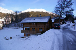 Chalet (Winter)