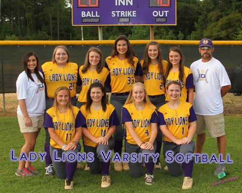 Lady Lions Varsity