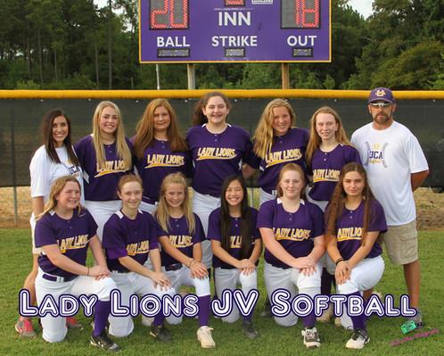 Lady Lions JV Softball