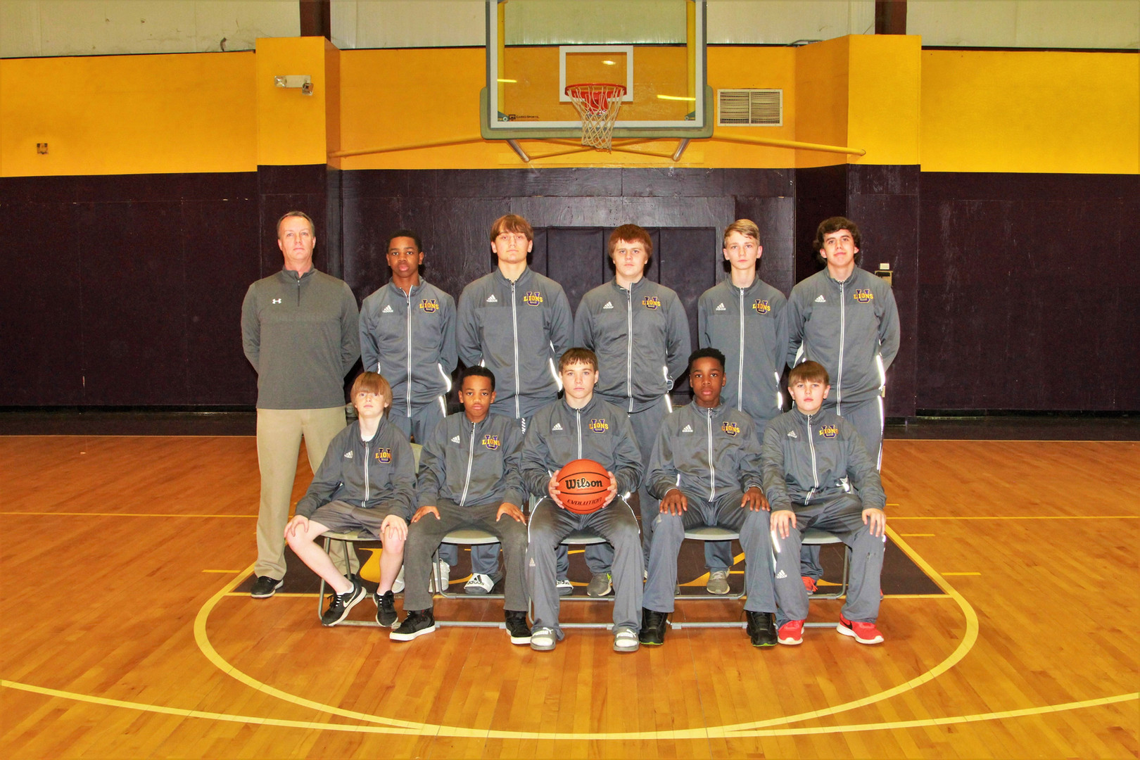 Lions JV Basketball