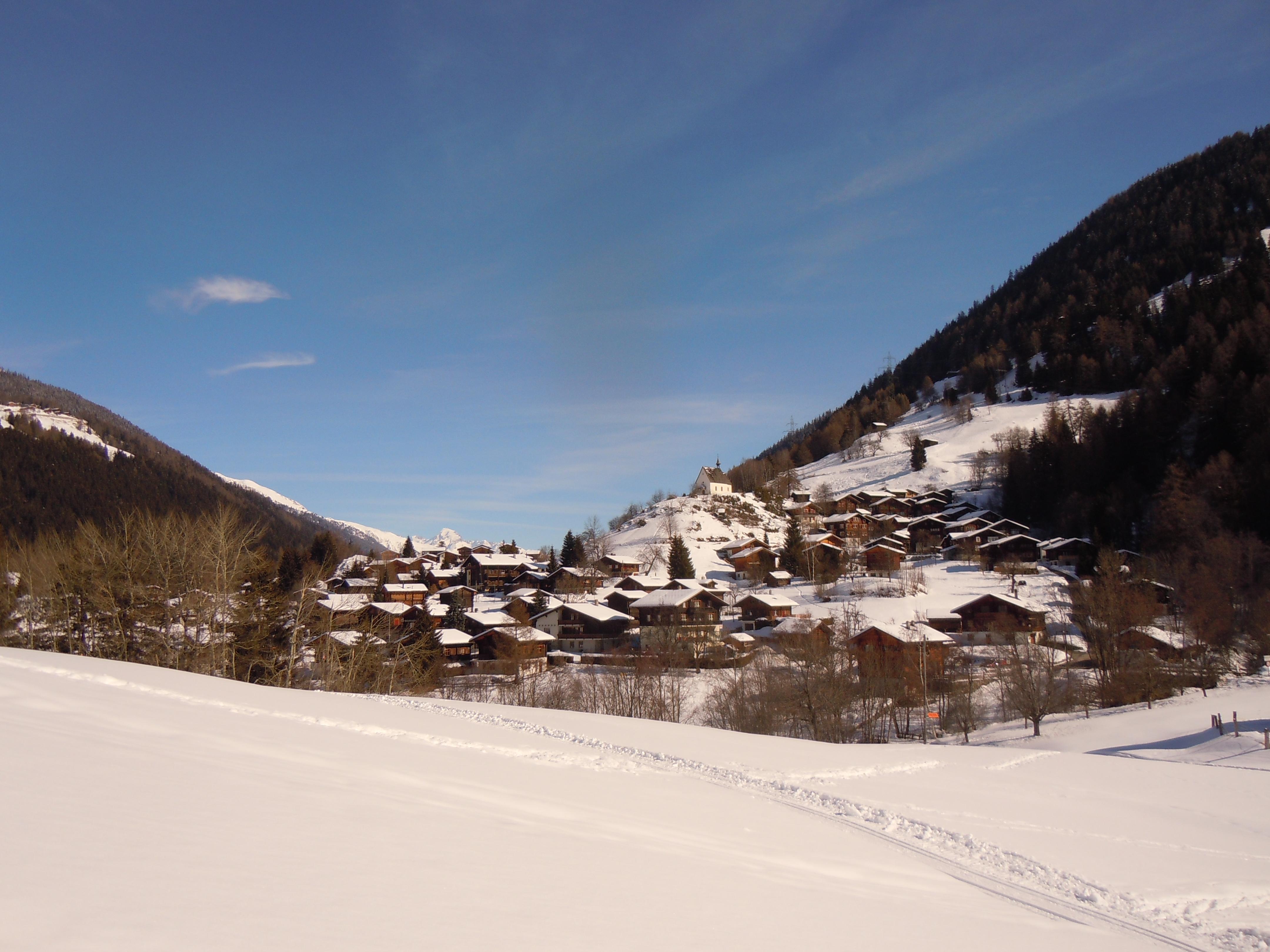 Mühlebach (hiver)