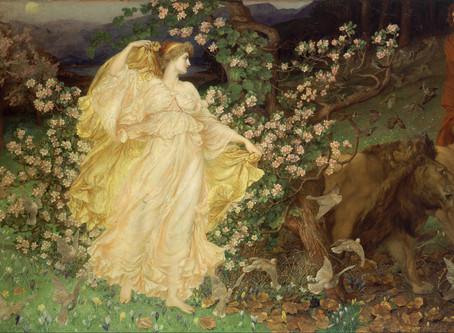 Venus in Virgo – Virtue & Love