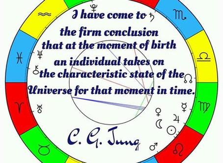 Jung & Astrology: Understanding the Psyche