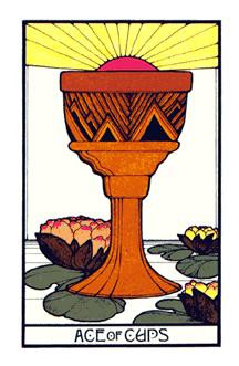 Ace of Cups – The Lord of Love