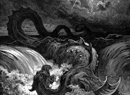 Pluto – The Dragon of the Psyche