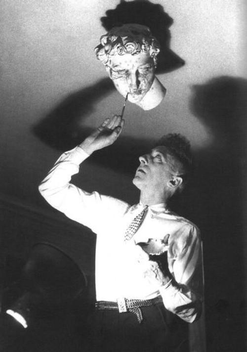 the ascendant mask the sculptor